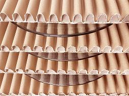 Fogli per separazione cushion paper in cartone - Prodotti per imballaggi Fibos