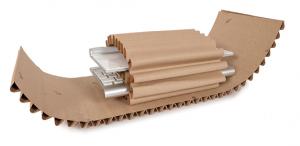 Fogli per separazione cushion paper in cartone light 20 - Prodotti per imballaggi Fibos