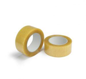 nastro solvente trasparente - Prodotti per imballaggi Fibos