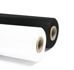 Film estensibile automatico bianco e nero - Prodotti per imballaggi Fibos