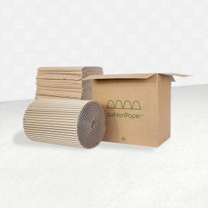 Cushion paper materiale imballaggio ecologico - Prodotti per imballaggio Fibos