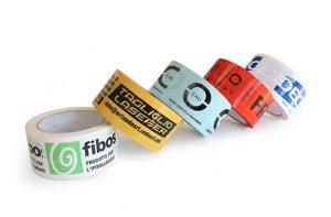 Nastri adesivi stampati personalizzati - Prodotti per imballaggi Fibos